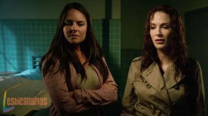 Luisa y Rose en Jane The Virgin