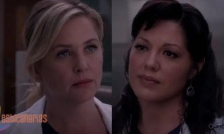 Callie y Arizona: resumen de episodio 11×20 Anatomía de Grey