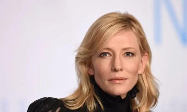"""Cate Blanchett: """"Han sacado mis declaraciones de contexto"""""""