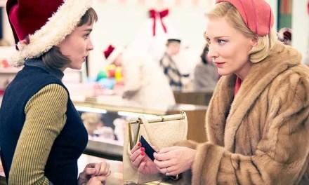 El primer tráiler de Carol te encantará
