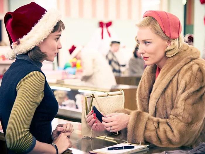 Carol película lésbica