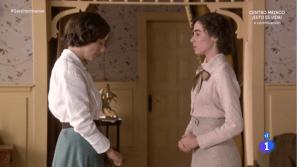Celia y Aurora resumen 16 de Seis Hermanas