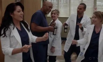 Callie y Arizona: resumen de episodio 12×11 Anatomía de Grey