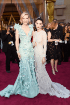 Cate Blanchett y Rooney Mara oscars 2016