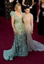 Cate Blanchett y Rooney Mara superior