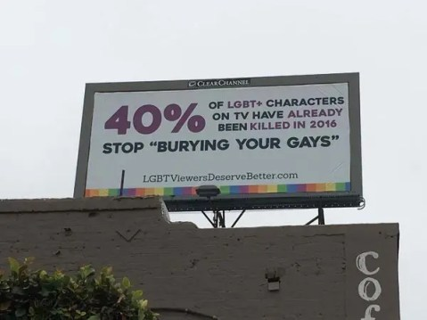 Clexakru LGBTViewersDeserveBetter