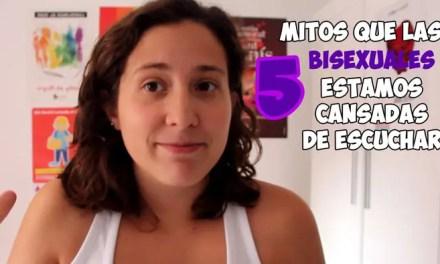 5 mitos que las bisexuales estamos cansadas de escuchar