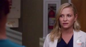 Arizona resumen de episodios 3×07 Anatomía de Grey