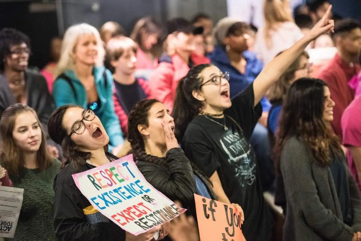 Women's March: Porque hay que tener ovarios para enfrentar la opresión