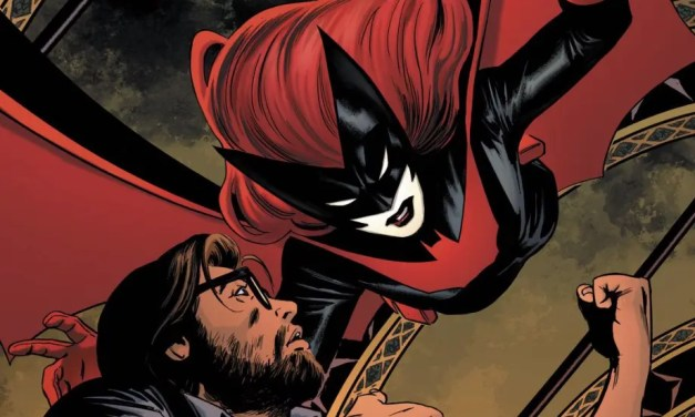 Batwoman 1: The many arms of death 1 – Cómics lésbicos