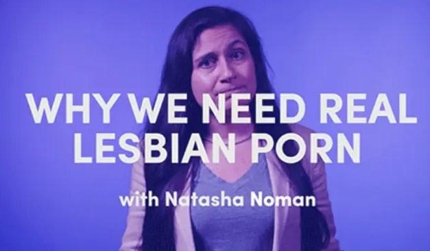 El problema del porno lésbico