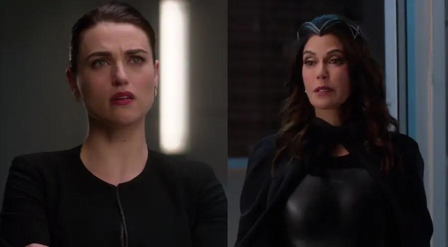 Rhea vuelve a visitar a Lena