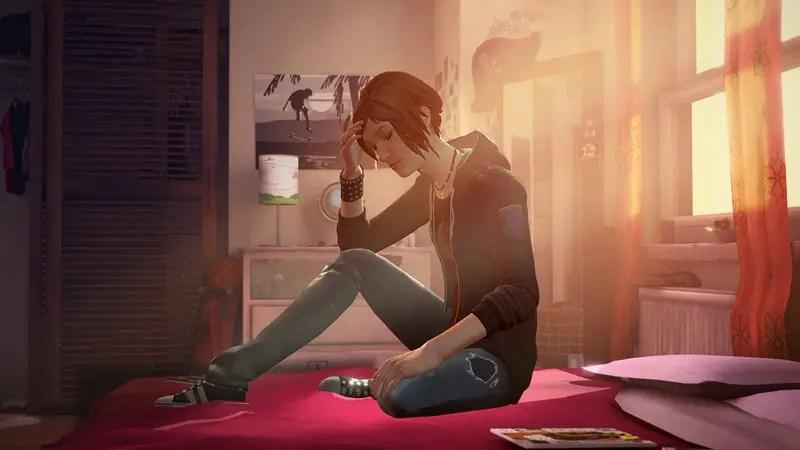 Life is Strange Before the Storm Chloe
