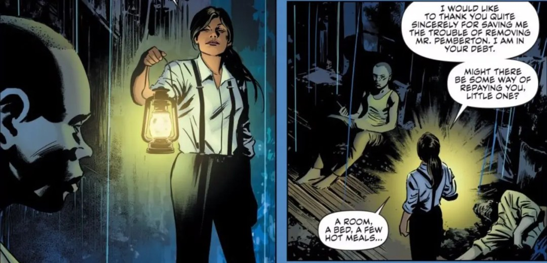 Safiyah en Batwoman 3