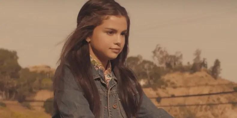 Selena Gomez vídeo Bad Liar