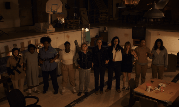 Orange Is The New Black resumen de episodio 5×13 Storm-y Weather