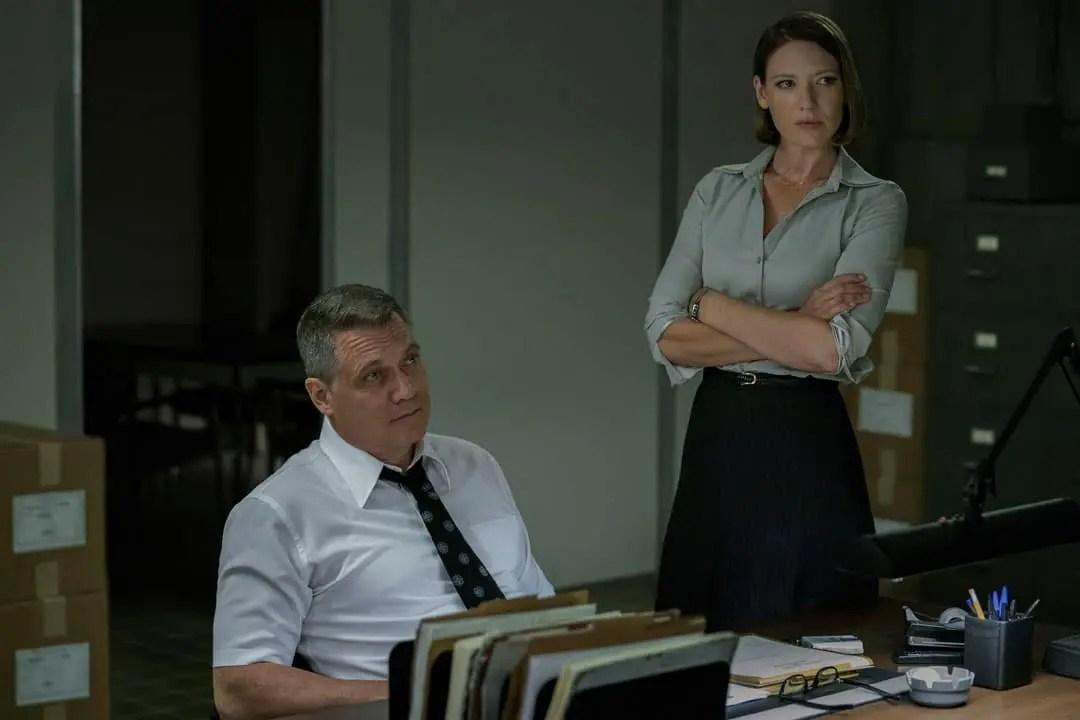 Wendy y Bill en Manhunter