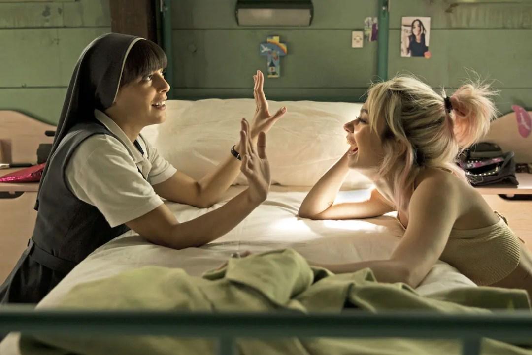 la llamada película lésbica netflix