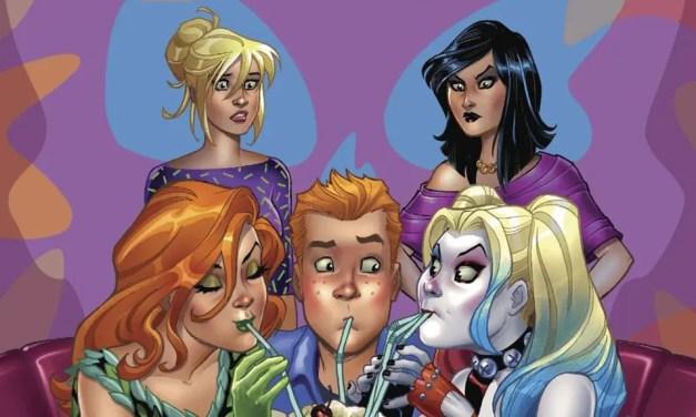 Poison Ivy y Harley Quinn visitan a Betty & Veronica en Riverdale