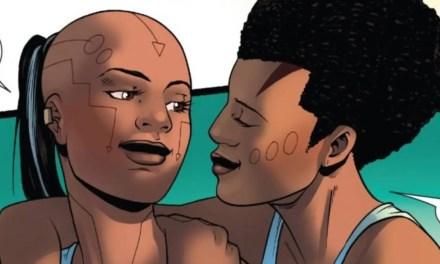Black Panther: World of Wakanda 5 – Cómics lésbicos