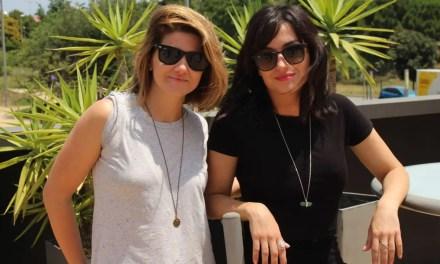 Entrevistamos a Natasha Negovanlis y Elise Bauman en el LoveFanFest 2018