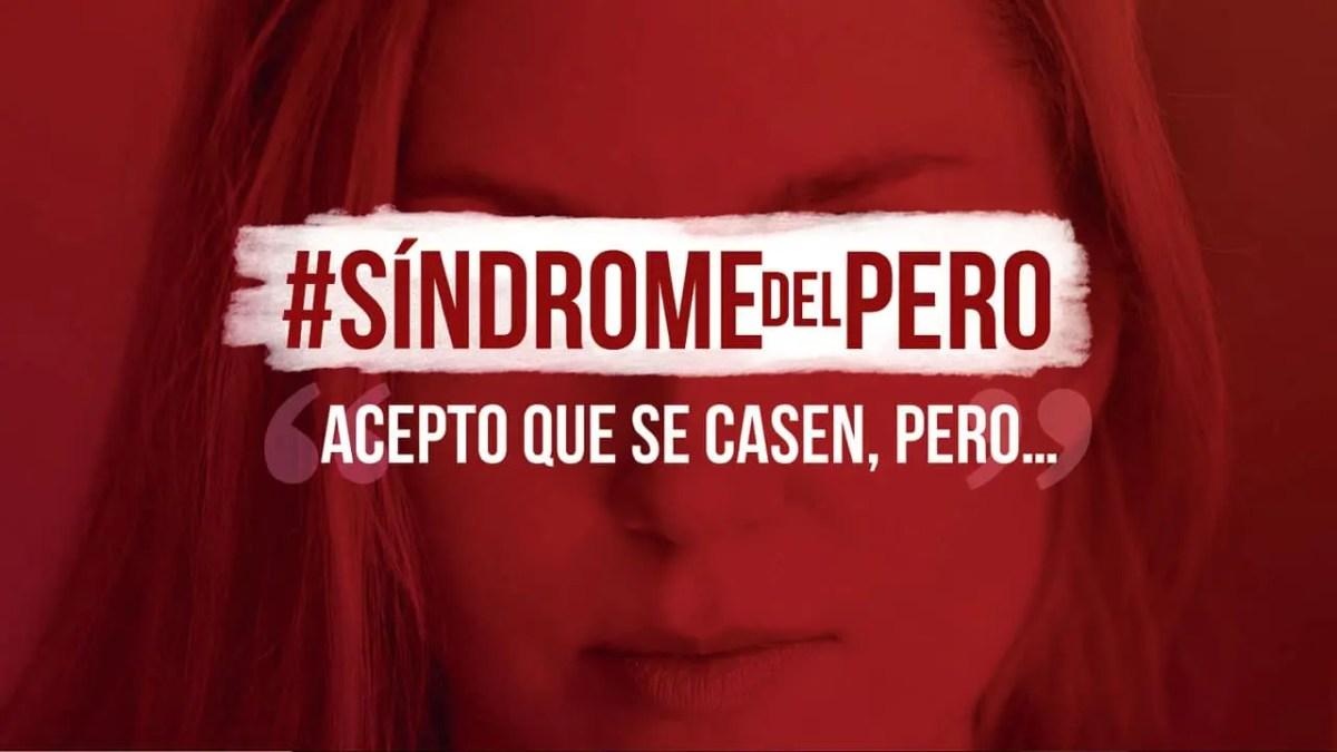 El síndrome del Pero y la homofóbia