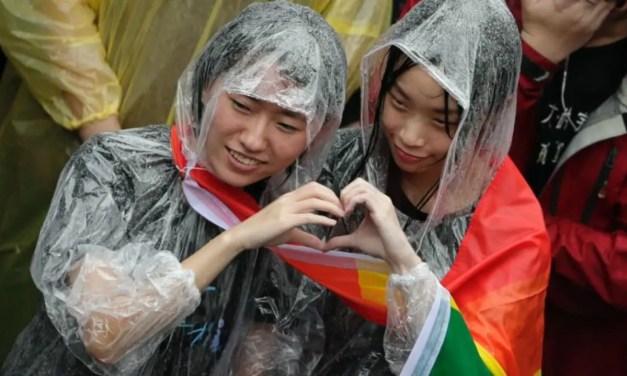 Taiwán legaliza el matrimonio homosexual