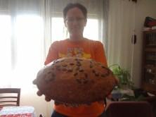 Le super bon pain maison de Zita, un délice!