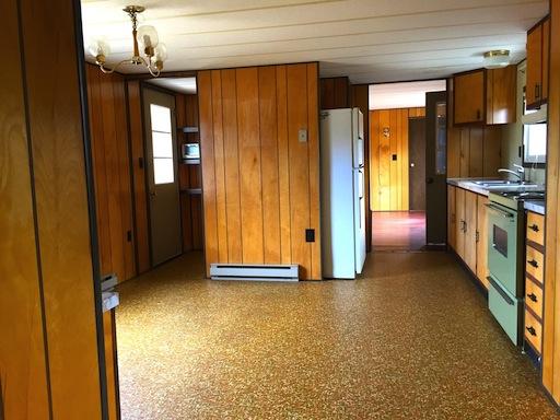 Through Kitchen, 368 School Street, New Portland, ME 04961