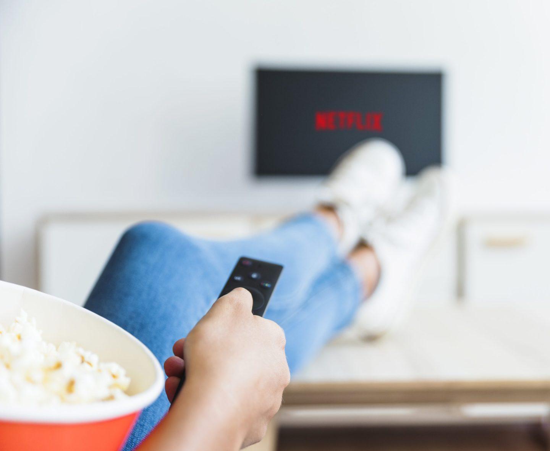 Netflix : partenaire de confinement