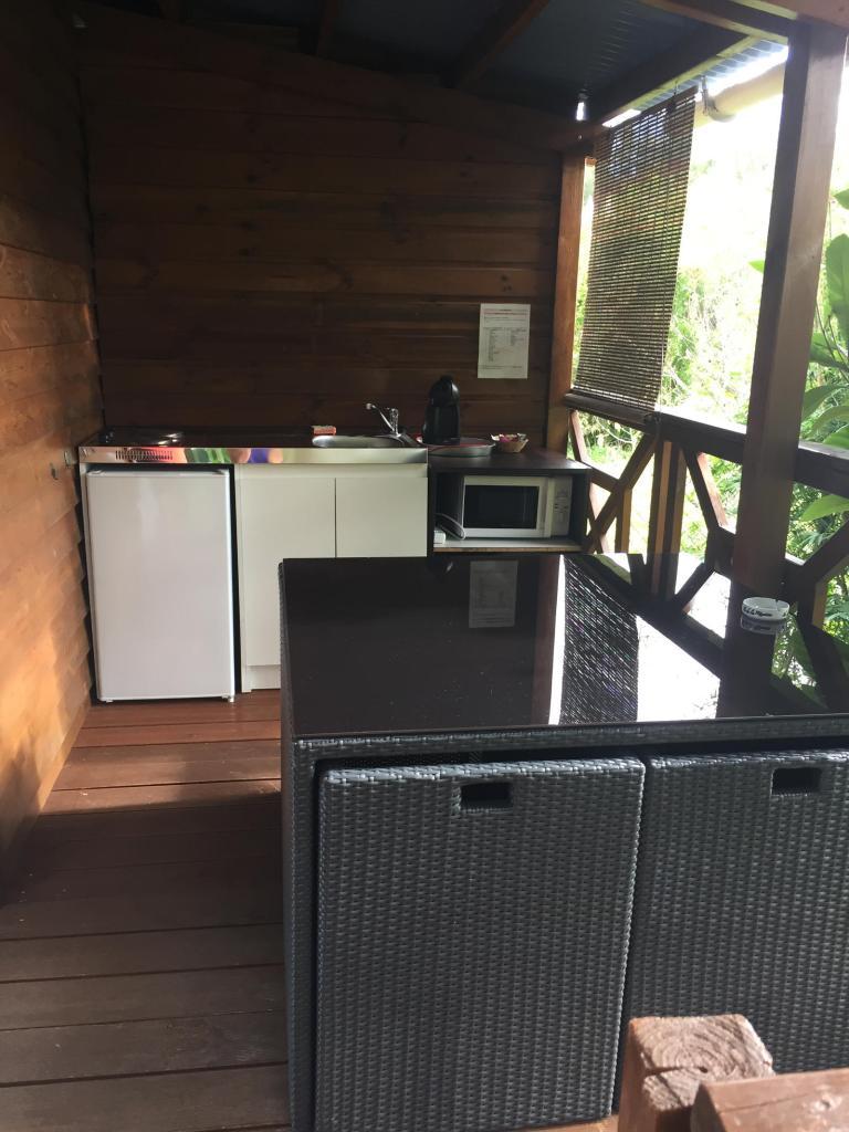 terrasse bungalow la paviere par les bons plans de stef