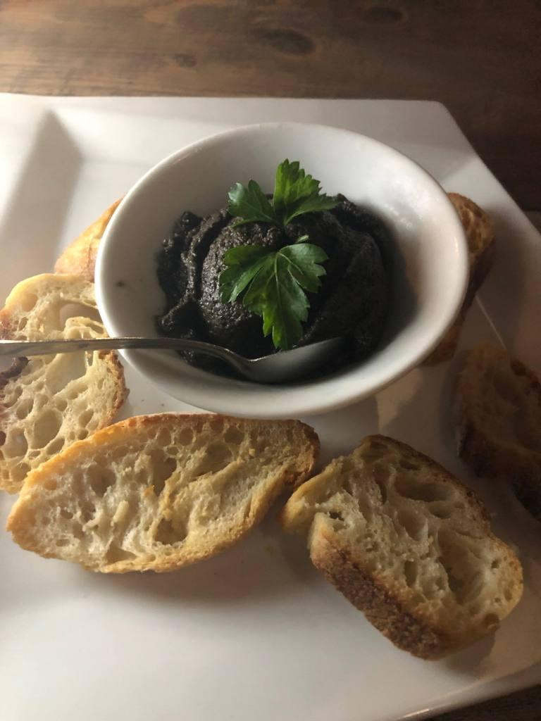tapenade olives noires Ancre Terre et Mer