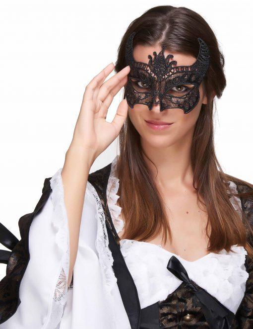 masque en dentelle deguizaou.re