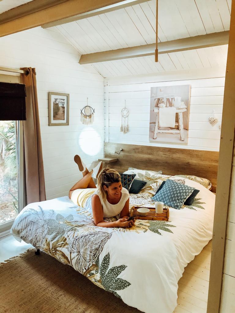 les bons plans de stef teste le bungalow bambou à La Saline