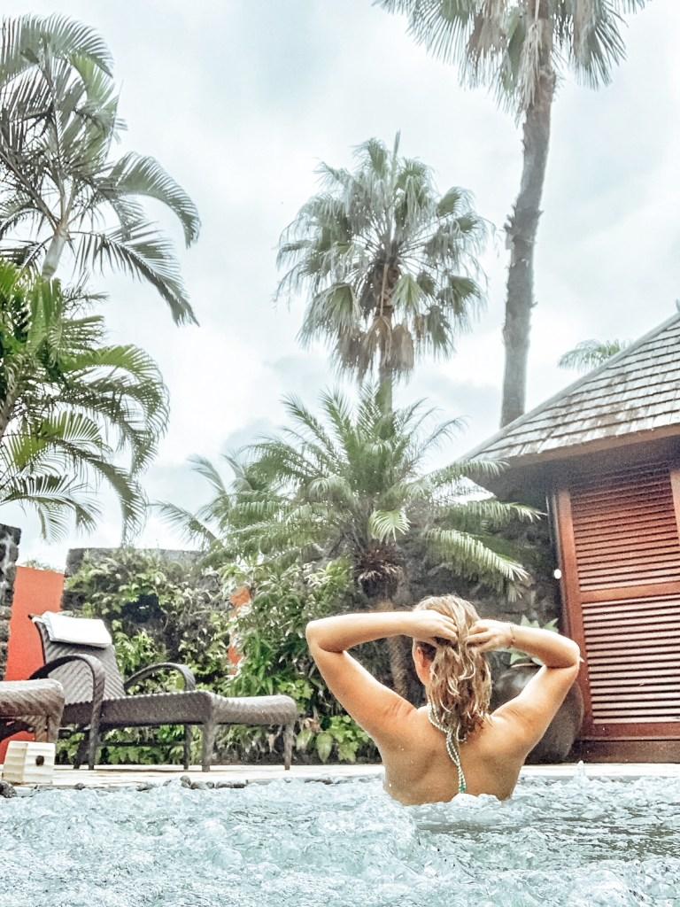 akea spa le palm hotel La Réunion