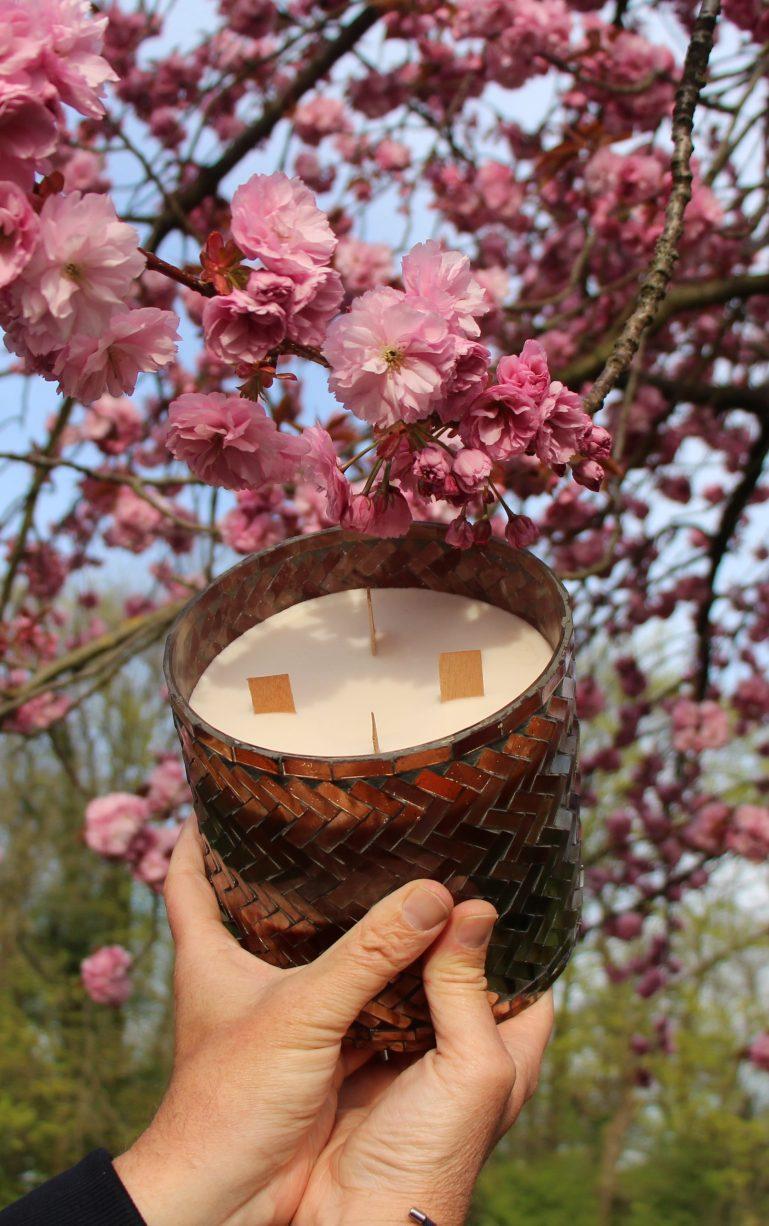 Les bougies de Carole, cirière éco-responsable