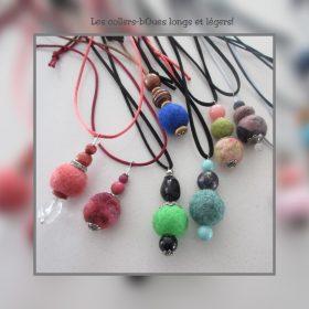 Les colliers-bOules