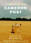 The Miseducation of Cameron Post by Emily M. Danforth cover