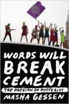 wordswillbreakcement