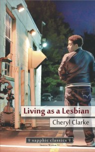 Living as a Lesbian by Cheryl Clarke