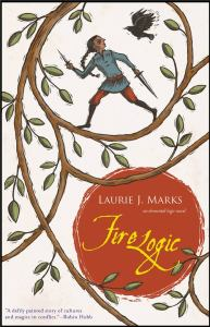 Fire Logic by Laurie Marks