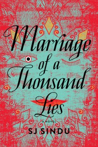 Marriage of a Thousand Lies by S.J. Sindu (Amazon Affiliate Link)
