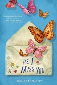 PS I Miss You by Jen Petro-Roy cover