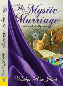 The Mystic Marrage by Heather Rose Jones cover