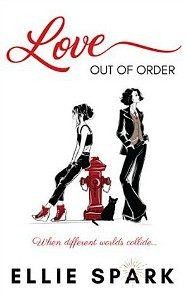 Love Out Of Order by Ellie Spark cover