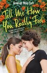 Tell Me How You Really Feel by Aminah Mae Safi cover