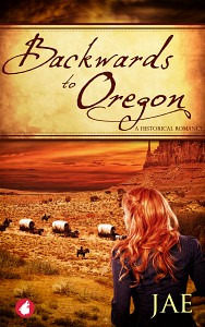 Backwards to Oregon by Jae