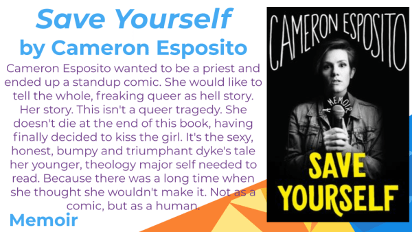 Save Yourself by Cameron Esposito