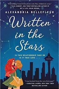 Written in the Stars by Alexandria Bellefleur (Amazon Affiliate Link)