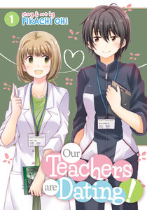 Our Teachers are Dating! Vol. 1 cover
